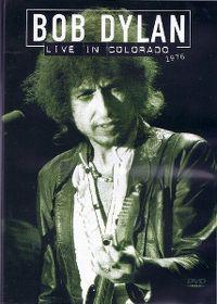 Cover Bob Dylan - Live In Colorado [DVD]